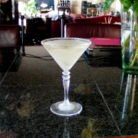 Image of Amaretto Creme De Cacao Dessertini Recipe, Group Recipes