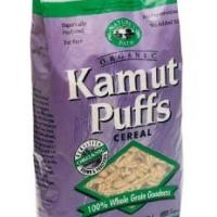 Image of Almond - Kamut Krispies Recipe, Group Recipes