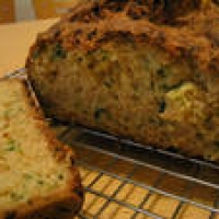 Image of Atkins Zucchini Nut Bread Recipe, Group Recipes