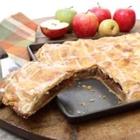 Image of Apple Pie Bars Recipe, Group Recipes