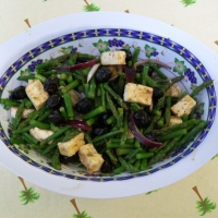 Image of Asparagus Salad Recipe, Group Recipes