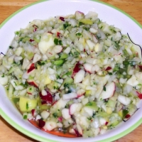 Image of Apple Madness Salad Recipe, Group Recipes