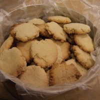 Image of Almond Cookies Recipe, Group Recipes