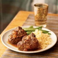 Image of Apricot Lamb Chops Recipe, Group Recipes