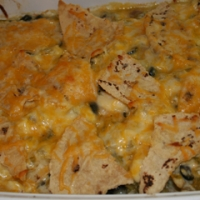 Image of Annikas Enchilada Casserole Recipe, Group Recipes