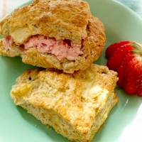 Image of Amazing Apple Scones Recipe, Group Recipes