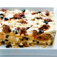 Image of Almost Greek Lasagna Recipe, Group Recipes