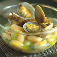 Salt cod and clam stew recipe for Salted cod fish near me