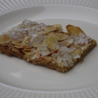 Image of Almond Christmas Cookie - Jan Hagel Recipe, Group Recipes
