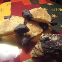 Image of Almond Corners Recipe, Group Recipes