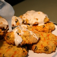 Image of Amish Carrot Scones Recipe, Group Recipes