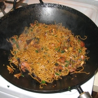 Chao Mian I Recipe