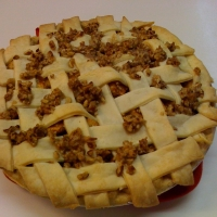 Image of Apple Praline Pie Recipe, Group Recipes