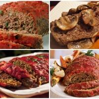 Microwave Meatloaf Recipe
