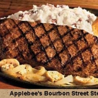 Image of Applebees Bourbon Street Steak Recipe, Group Recipes