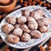 Image of Almond Macaroons Recipe, Group Recipes