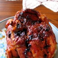 Orange-bourbon Glazed Ham Recipe