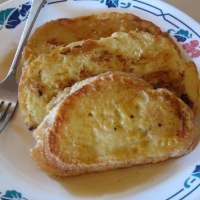 Image of Apple Vanilla Almond French Toast Recipe, Group Recipes