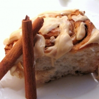 Image of Apple Cider Cinnamon Rolls Recipe, Group Recipes