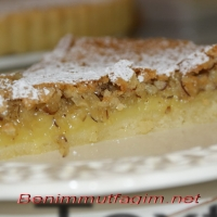 Image of Almond Tard Recipe, Group Recipes