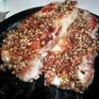 Image of Awesome Honey Pecan Pork Chops Recipe, Group Recipes
