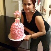 Barbie Doll Birthday Cake Recipe