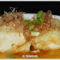 Image of Agedashi Tofu Recipe, Group Recipes