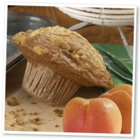 Image of Apricot Muffins Recipe, Group Recipes