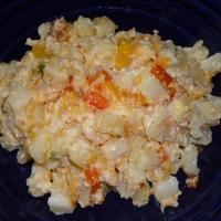 Image of Aunt Vics Cheesy Potatoes Recipe, Group Recipes