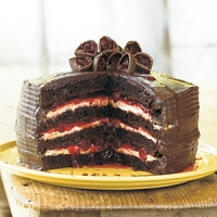 Simple black forest cake recipes