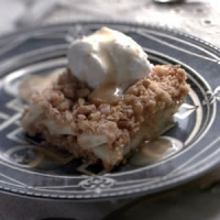 Image of Apple Crumb Squares Recipe, Group Recipes