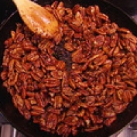 Image of Alton Brown Spice Pecans Recipe, Group Recipes