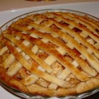 Double Crust Apple Pie Recipe