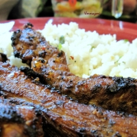 Image of Asian Barbecued Pork Spareribs Recipe, Group Recipes