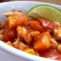 Santa Fe Roasted Chicken Chili Recipe