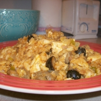 Image of Arroz Con Pollo The Easy Way Recipe, Group Recipes