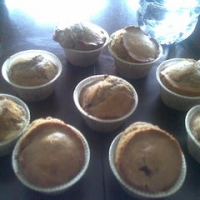 Image of Apple Muffins Recipe, Group Recipes