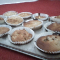 Image of Apple Cinnamon Muffins Recipe, Group Recipes