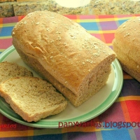 Image of Adis Bm Oatmeal Sourdough Bread Recipe, Group Recipes