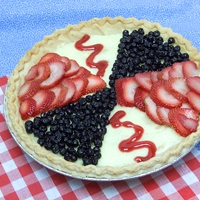 Image of American Cream Pie Recipe, Group Recipes