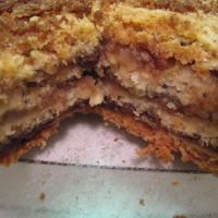 Image of Apple And Nut Filled  Fluden Recipe, Group Recipes