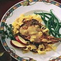Image of Autumn Pork Chops Recipe, Group Recipes