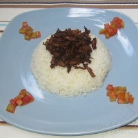 Image of Adobo Flakes Recipe, Group Recipes