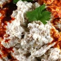 Cerkez Tavugu -circassian Chicken Recipe