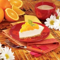 Image of Arctic Orange Pie Recipe, Group Recipes
