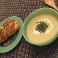 Image of Asparagus Soup Recipe, Group Recipes