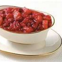 Image of Apple Cranberry Chutney Recipe, Group Recipes