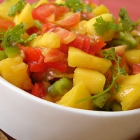 Image of Avocado Mango Salsa Recipe, Group Recipes