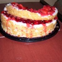 Easy angel food strawberry shortcake recipe forumfinder Gallery