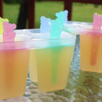 "Image of ""in The Good Ole Summertime"" Lemonade Popsicles Recipe, Group Recipes"